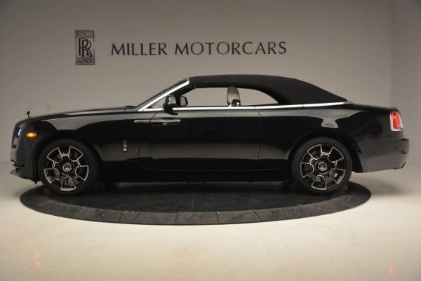Used 2018 Rolls-Royce Dawn Black Badge for sale Call for price at Aston Martin of Greenwich in Greenwich CT 06830 16