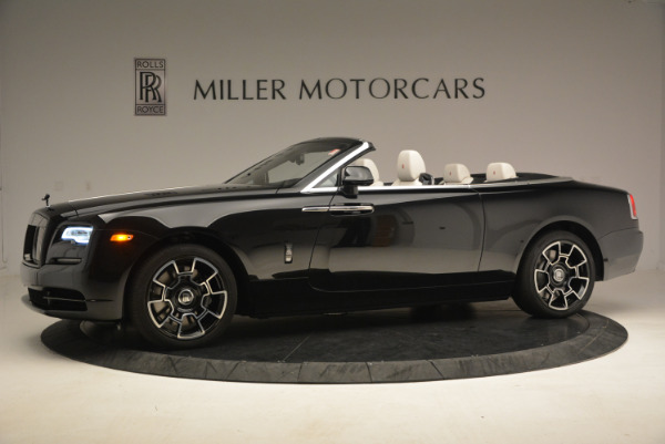 Used 2018 Rolls-Royce Dawn Black Badge for sale Call for price at Aston Martin of Greenwich in Greenwich CT 06830 2