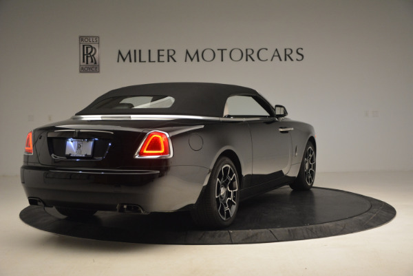 Used 2018 Rolls-Royce Dawn Black Badge for sale Call for price at Aston Martin of Greenwich in Greenwich CT 06830 20