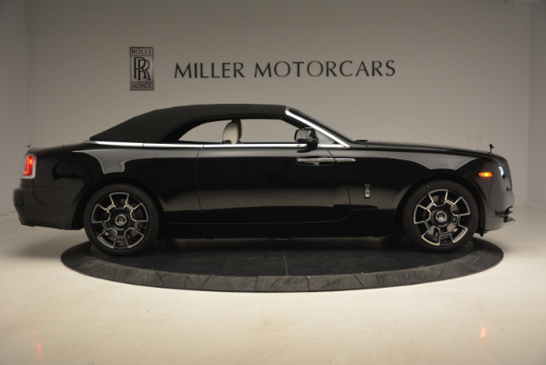 New 2018 Rolls-Royce Dawn Black Badge for sale Sold at Aston Martin of Greenwich in Greenwich CT 06830 22