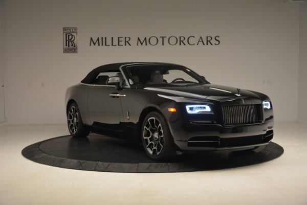 New 2018 Rolls-Royce Dawn Black Badge for sale Sold at Aston Martin of Greenwich in Greenwich CT 06830 24