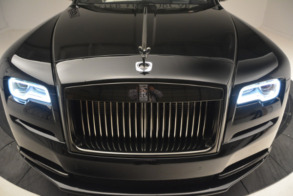 Used 2018 Rolls-Royce Dawn Black Badge for sale Call for price at Aston Martin of Greenwich in Greenwich CT 06830 26
