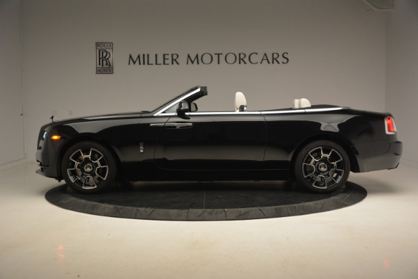 New 2018 Rolls-Royce Dawn Black Badge for sale Sold at Aston Martin of Greenwich in Greenwich CT 06830 3
