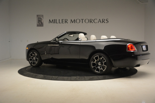 Used 2018 Rolls-Royce Dawn Black Badge for sale Call for price at Aston Martin of Greenwich in Greenwich CT 06830 4