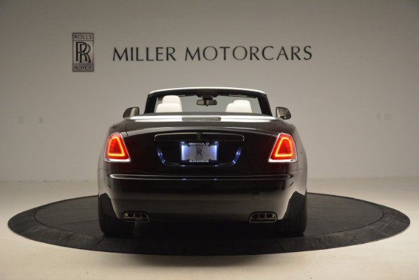 Used 2018 Rolls-Royce Dawn Black Badge for sale Call for price at Aston Martin of Greenwich in Greenwich CT 06830 6