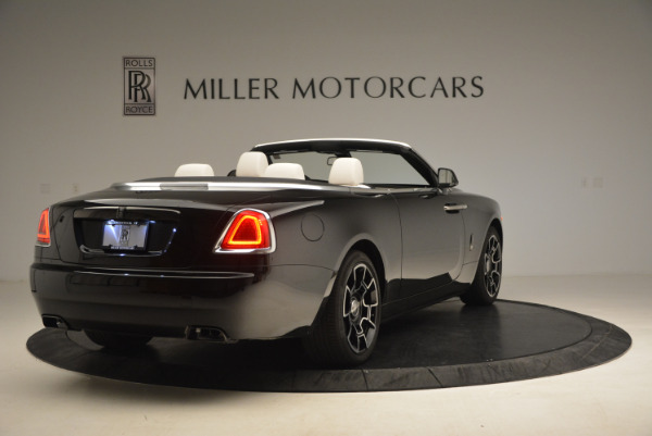 Used 2018 Rolls-Royce Dawn Black Badge for sale Call for price at Aston Martin of Greenwich in Greenwich CT 06830 7