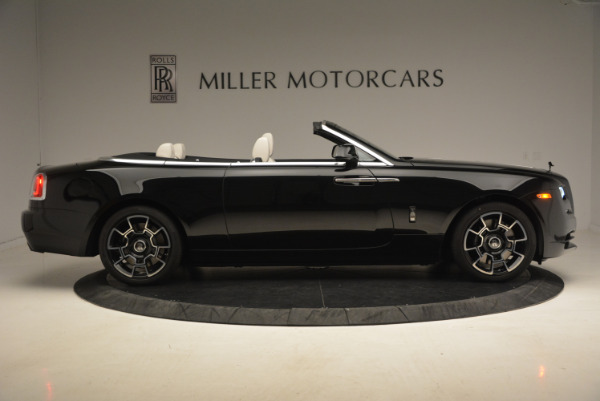 Used 2018 Rolls-Royce Dawn Black Badge for sale Call for price at Aston Martin of Greenwich in Greenwich CT 06830 9