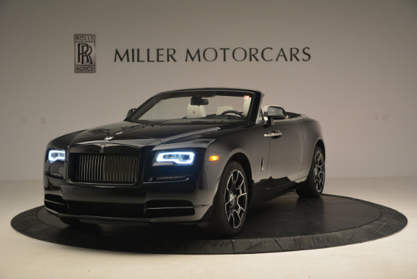 New 2018 Rolls-Royce Dawn Black Badge for sale Sold at Aston Martin of Greenwich in Greenwich CT 06830 1