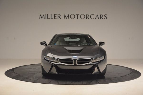 Used 2014 BMW i8 for sale Sold at Aston Martin of Greenwich in Greenwich CT 06830 12