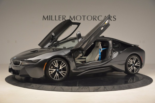 Used 2014 BMW i8 for sale Sold at Aston Martin of Greenwich in Greenwich CT 06830 14