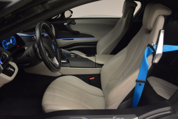 Used 2014 BMW i8 for sale Sold at Aston Martin of Greenwich in Greenwich CT 06830 18