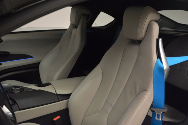 Used 2014 BMW i8 for sale Sold at Aston Martin of Greenwich in Greenwich CT 06830 19