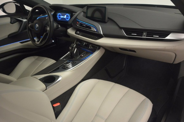 Used 2014 BMW i8 for sale Sold at Aston Martin of Greenwich in Greenwich CT 06830 20