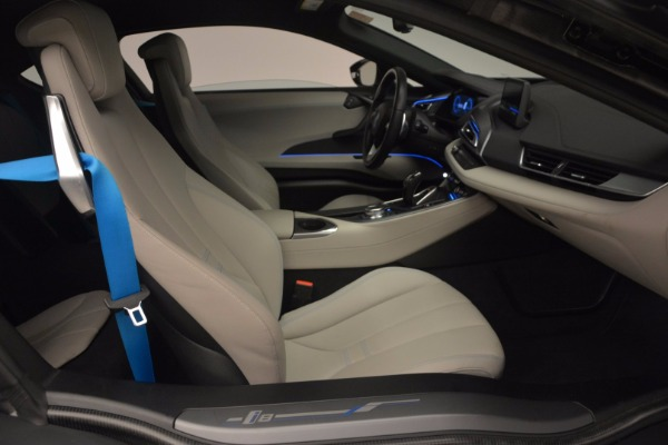 Used 2014 BMW i8 for sale Sold at Aston Martin of Greenwich in Greenwich CT 06830 21
