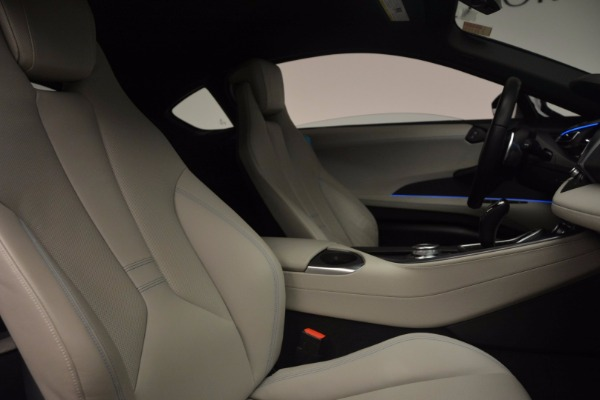 Used 2014 BMW i8 for sale Sold at Aston Martin of Greenwich in Greenwich CT 06830 22