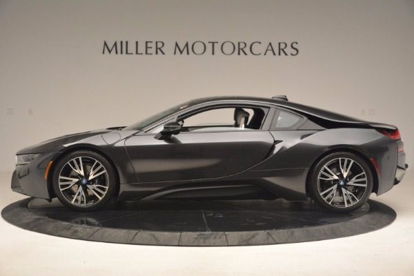 Used 2014 BMW i8 for sale Sold at Aston Martin of Greenwich in Greenwich CT 06830 3