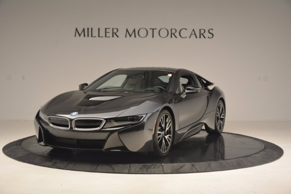 Used 2014 BMW i8 for sale Sold at Aston Martin of Greenwich in Greenwich CT 06830 1