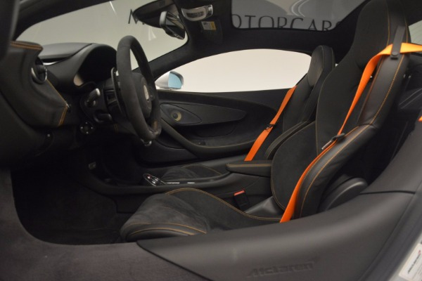Used 2017 McLaren 570GT for sale Sold at Aston Martin of Greenwich in Greenwich CT 06830 16