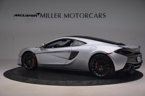 Used 2017 McLaren 570GT for sale Sold at Aston Martin of Greenwich in Greenwich CT 06830 4