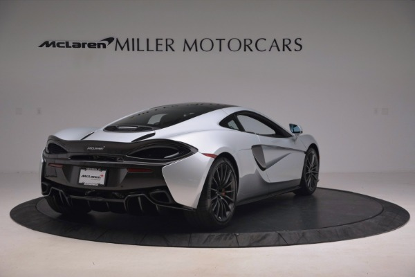 Used 2017 McLaren 570GT for sale Sold at Aston Martin of Greenwich in Greenwich CT 06830 7