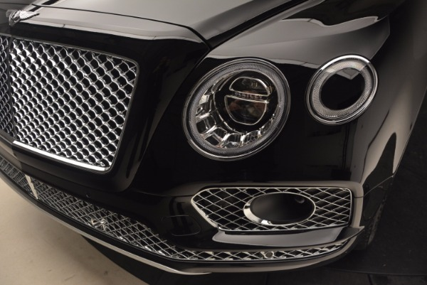 New 2018 Bentley Bentayga Activity Edition-Now with seating for 7!!! for sale Sold at Aston Martin of Greenwich in Greenwich CT 06830 14