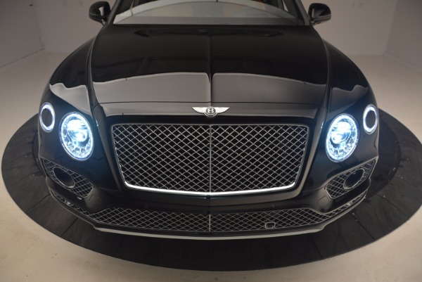New 2018 Bentley Bentayga Activity Edition-Now with seating for 7!!! for sale Sold at Aston Martin of Greenwich in Greenwich CT 06830 18