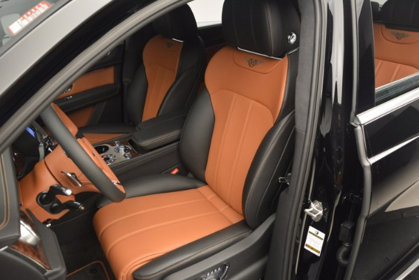 New 2018 Bentley Bentayga Activity Edition-Now with seating for 7!!! for sale Sold at Aston Martin of Greenwich in Greenwich CT 06830 22