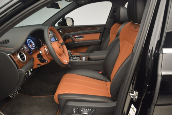 New 2018 Bentley Bentayga Activity Edition-Now with seating for 7!!! for sale Sold at Aston Martin of Greenwich in Greenwich CT 06830 23