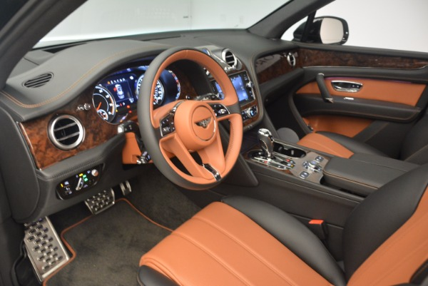 New 2018 Bentley Bentayga Activity Edition-Now with seating for 7!!! for sale Sold at Aston Martin of Greenwich in Greenwich CT 06830 24