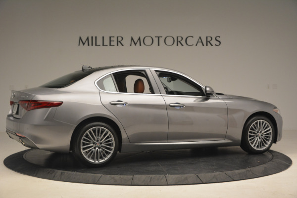 New 2017 Alfa Romeo Giulia Ti Q4 for sale Sold at Aston Martin of Greenwich in Greenwich CT 06830 8