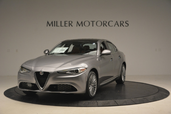 New 2017 Alfa Romeo Giulia Ti Q4 for sale Sold at Aston Martin of Greenwich in Greenwich CT 06830 1