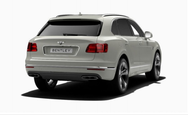 Used 2017 Bentley Bentayga for sale Sold at Aston Martin of Greenwich in Greenwich CT 06830 4