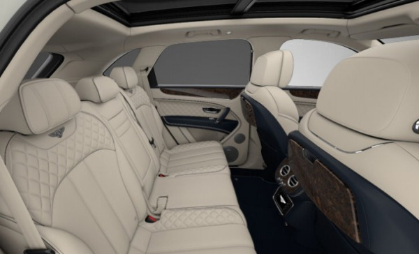 Used 2017 Bentley Bentayga for sale Sold at Aston Martin of Greenwich in Greenwich CT 06830 7