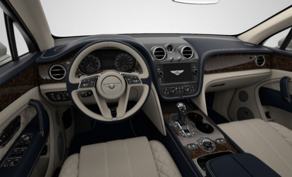 Used 2017 Bentley Bentayga for sale Sold at Aston Martin of Greenwich in Greenwich CT 06830 9