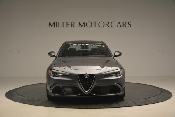 New 2017 Alfa Romeo Giulia Quadrifoglio for sale Sold at Aston Martin of Greenwich in Greenwich CT 06830 13
