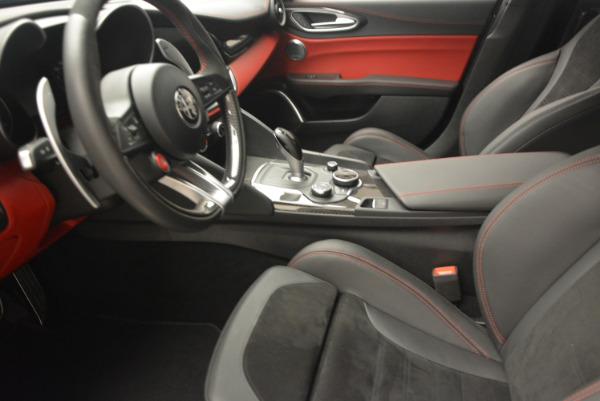 New 2017 Alfa Romeo Giulia Quadrifoglio for sale Sold at Aston Martin of Greenwich in Greenwich CT 06830 15