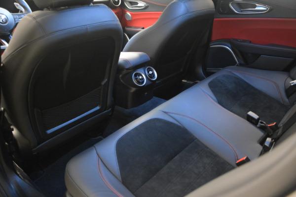 New 2017 Alfa Romeo Giulia Quadrifoglio for sale Sold at Aston Martin of Greenwich in Greenwich CT 06830 19