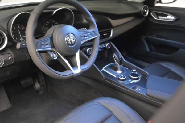 New 2017 Alfa Romeo Giulia Ti Q4 for sale Sold at Aston Martin of Greenwich in Greenwich CT 06830 15