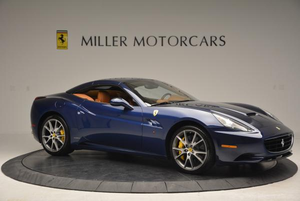Used 2010 Ferrari California for sale Sold at Aston Martin of Greenwich in Greenwich CT 06830 22