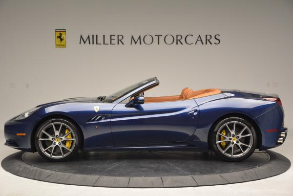 Used 2010 Ferrari California for sale Sold at Aston Martin of Greenwich in Greenwich CT 06830 3