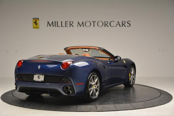 Used 2010 Ferrari California for sale Sold at Aston Martin of Greenwich in Greenwich CT 06830 7