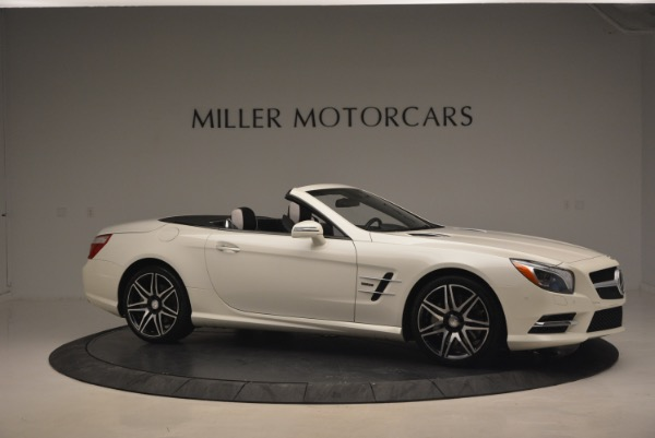 Used 2015 Mercedes Benz SL-Class SL 550 for sale Sold at Aston Martin of Greenwich in Greenwich CT 06830 11