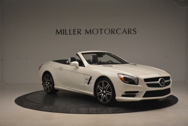 Used 2015 Mercedes Benz SL-Class SL 550 for sale Sold at Aston Martin of Greenwich in Greenwich CT 06830 12