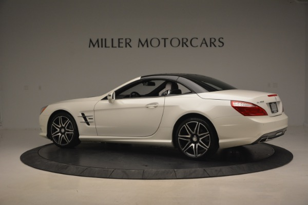 Used 2015 Mercedes Benz SL-Class SL 550 for sale Sold at Aston Martin of Greenwich in Greenwich CT 06830 18