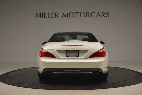 Used 2015 Mercedes Benz SL-Class SL 550 for sale Sold at Aston Martin of Greenwich in Greenwich CT 06830 20