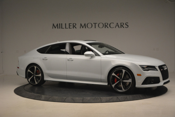 Used 2014 Audi RS 7 4.0T quattro Prestige for sale Sold at Aston Martin of Greenwich in Greenwich CT 06830 10