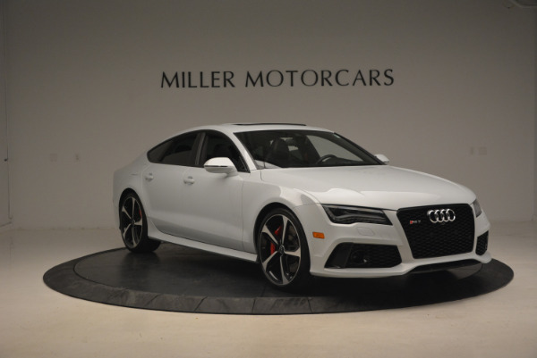 Used 2014 Audi RS 7 4.0T quattro Prestige for sale Sold at Aston Martin of Greenwich in Greenwich CT 06830 11