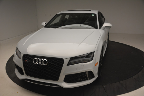 Used 2014 Audi RS 7 4.0T quattro Prestige for sale Sold at Aston Martin of Greenwich in Greenwich CT 06830 13