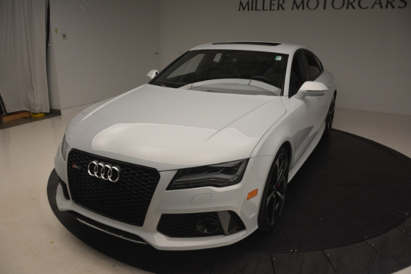 Used 2014 Audi RS 7 4.0T quattro Prestige for sale Sold at Aston Martin of Greenwich in Greenwich CT 06830 14