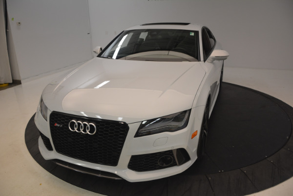 Used 2014 Audi RS 7 4.0T quattro Prestige for sale Sold at Aston Martin of Greenwich in Greenwich CT 06830 15